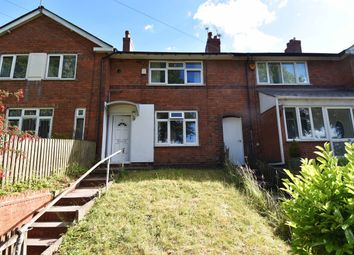 Thumbnail 3 bed terraced house to rent in Tudbury Road, Northfield, Birmingham