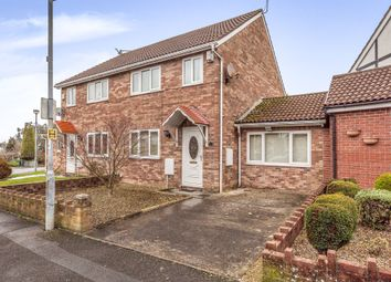 Thumbnail 3 bed semi-detached house for sale in Jestyn Close, Michaelston-Super-Ely, Cardiff