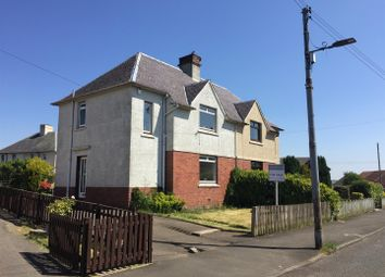 Thumbnail 3 bed semi-detached house for sale in Caledonian Avenue, Stonehouse, Larkhall