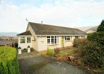 Thumbnail 2 bedroom semi-detached bungalow for sale in 26 Brandlehow Crescent, Keswick, Cumbria