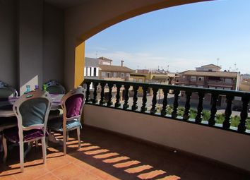 Thumbnail 2 bed duplex for sale in Blasco Ibañez, Dolores, Alicante, Valencia, Spain