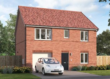 """Thumbnail 4 bed detached house for sale in """"The Maybridge """" at Chilton, Ferryhill"""