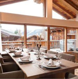 Thumbnail 4 bed apartment for sale in Floravie Penthouse, Verbier, Valais