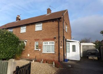 Thumbnail 3 bed semi-detached house for sale in Cedar Avenue, Mansfield Woodhouse, Mansfield, Nottinghamshire