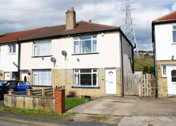 Thumbnail 2 bed end terrace house for sale in Florist Street, Keighley, West Yorkshire