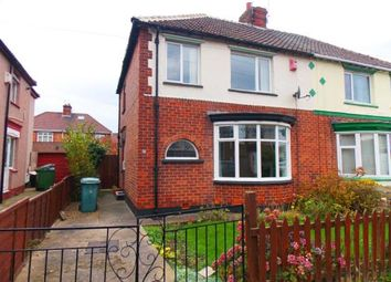 Thumbnail 3 bed semi-detached house for sale in Cleveland Avenue, Stockton-On-Tees, Durham