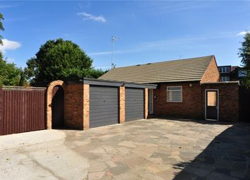 Thumbnail 3 bed detached bungalow to rent in Deepdene Court, London