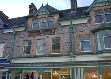 Thumbnail 1 bedroom flat to rent in Flat 2, 2 Yewbarrow Terrace, Grange-Over-Sands, Cumbria