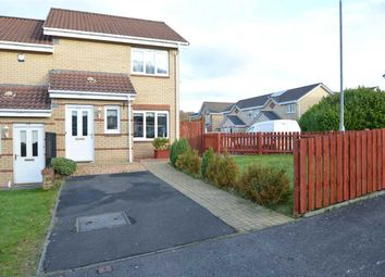 Thumbnail 2 bed semi-detached house for sale in Horatius Street, Motherwell