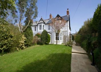 Thumbnail 4 bedroom semi-detached house for sale in Grove Hill, Mawnan Smith, Falmouth, Cornwall