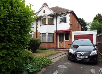 Thumbnail 3 bedroom semi-detached house for sale in Olton Boulevard East, Acocks Green, Birmingham