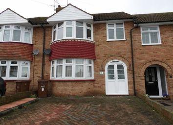 Thumbnail 3 bed property to rent in Suffolk Avenue, Rainham, Gillingham