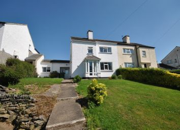 Thumbnail 3 bed semi-detached house to rent in Main Street, Swithland, Loughborough