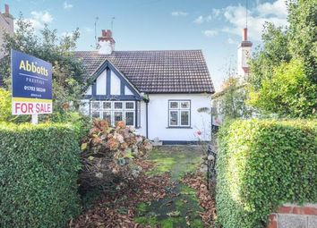 Thumbnail 2 bed bungalow for sale in Westcliff-On-Sea, Essex, .