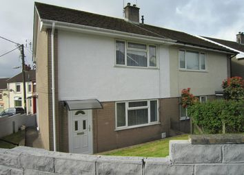 Thumbnail 2 bed end terrace house for sale in Bedwellty Road, Aberbargoed
