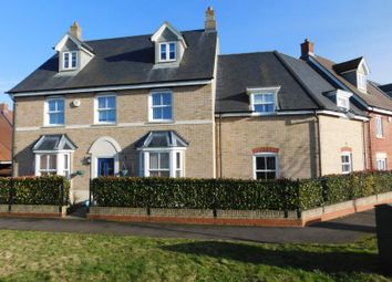 Thumbnail 5 bed end terrace house for sale in Valerian Way, Stotfold, Hitchin