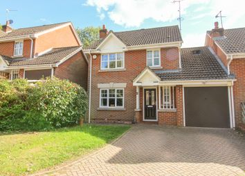 Thumbnail 4 bed detached house for sale in Badger Way, Hazlemere, High Wycombe