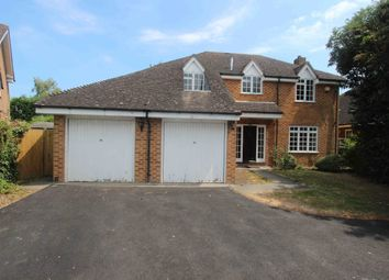 Thumbnail 4 bed property to rent in Hermitage Lane, Windsor