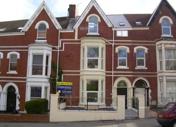 Thumbnail 1 bed flat to rent in Flat C, Sketty Road, Uplands, Swansesa. 0EU.