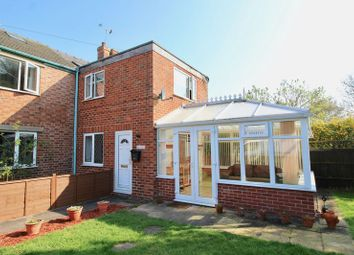 Thumbnail 2 bed cottage for sale in Mays Lane, Saxilby, Lincoln