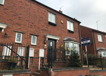 Thumbnail 3 bed terraced house to rent in Howcombe Gardens, Napton, Southam
