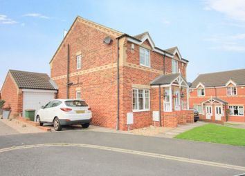 Thumbnail 2 bed semi-detached house to rent in Wensleydale, Skelton-In-Cleveland, Saltburn-By-The-Sea