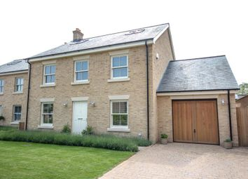 Thumbnail 5 bed detached house for sale in Laurel Drive, Haddenham, Ely