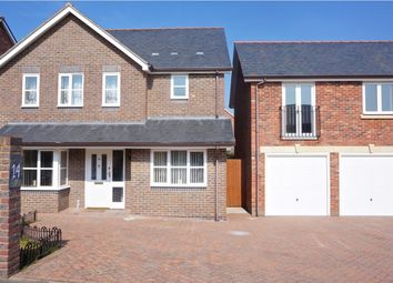 Thumbnail 4 bed detached house for sale in Ffordd Spoonley, Llansanffraid