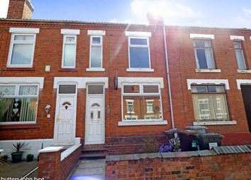 Thumbnail 3 bed terraced house for sale in Timbrell Avenue, Crewe