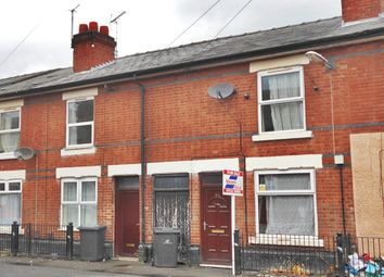 Thumbnail 2 bed terraced house for sale in Cameron Road, Peartree, Derby