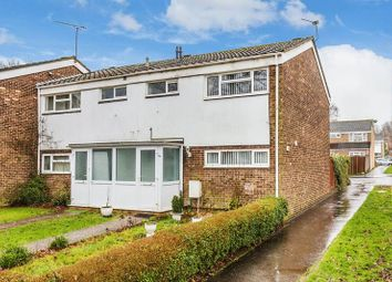 Thumbnail End terrace house for sale in Trefoil Crescent, Crawley