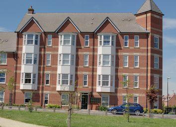 Thumbnail 2 bedroom flat for sale in Kiln Drive, Woburn Sands, Milton Keynes