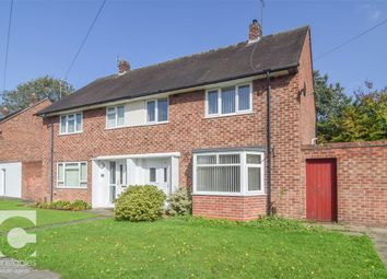 Thumbnail 3 bed semi-detached house to rent in Mill Park Drive, Eastham, Wirral, Merseyside