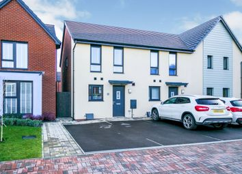 Thumbnail 2 bed end terrace house for sale in Rhodfa Cambo, Barry