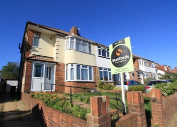 Thumbnail 3 bedroom semi-detached house to rent in Fallowfield Crescent, Hove