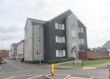 2 bed flat to rent in Lynn Crescent, Fareham PO14