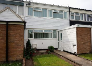 Thumbnail 3 bed terraced house for sale in Guernsey Drive, Birmingham