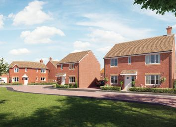 Thumbnail 3 bed detached house for sale in Finkley Down, Andover