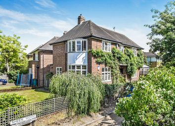 Thumbnail 3 bedroom detached house for sale in Sheen Wood, London