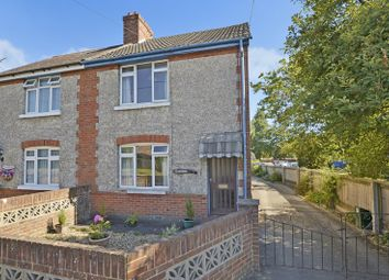 3 bed semi-detached house for sale in Ringwood Road, Three Legged Cross, Wimborne BH21