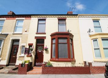 Thumbnail 3 bed terraced house for sale in Pendennis Street, Liverpool