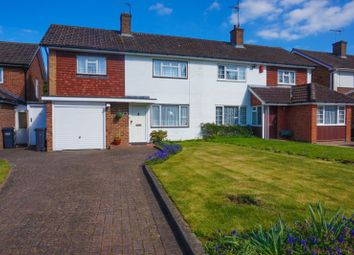 Thumbnail 3 bed semi-detached house for sale in Falconwood Road, Selsdon, Croydon