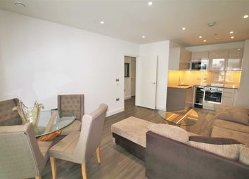 Thumbnail 1 bed flat for sale in Hebden Place, London