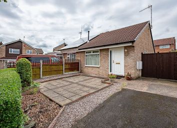 Thumbnail 2 bed semi-detached bungalow for sale in Tyburn Close, Arnold, Nottingham