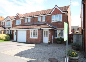 3 bed semi-detached house for sale in Armstrong Drive, Willington, Crook DL15