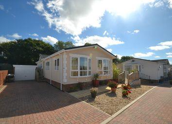 Thumbnail 3 bed mobile/park home for sale in Shirmart Park, Halsinger, Braunton