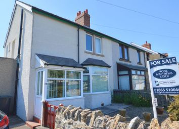 Thumbnail 2 bedroom semi-detached house for sale in King Street, Seahouses