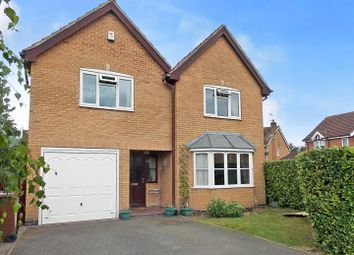 Thumbnail 4 bed detached house for sale in Florin Gardens, Long Eaton, Nottingham