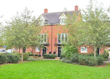 Thumbnail 3 bedroom town house for sale in Llewellyn Chase, Old Wolverton, Milton Keynes