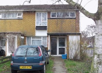 Thumbnail 4 bed end terrace house to rent in Elmbank Avenue, Englefield Green, Egham
